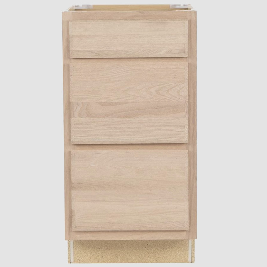 1 Deep Base Cabinet With Drawers