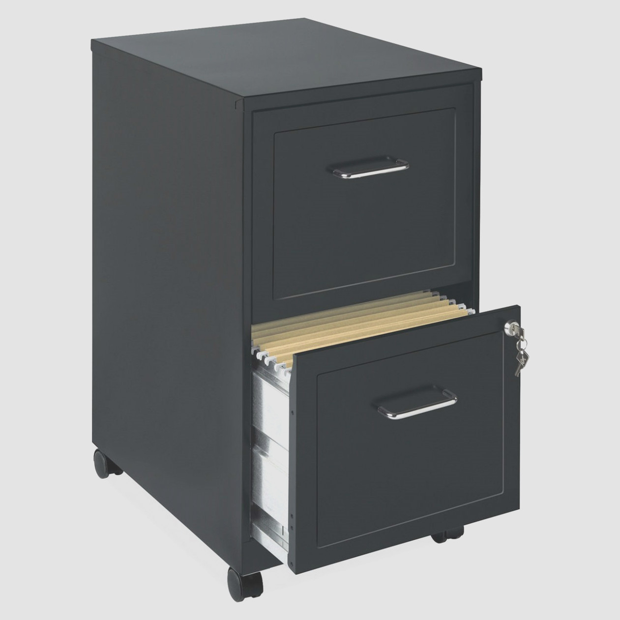 1 Drawer File Cabinet With Wheels