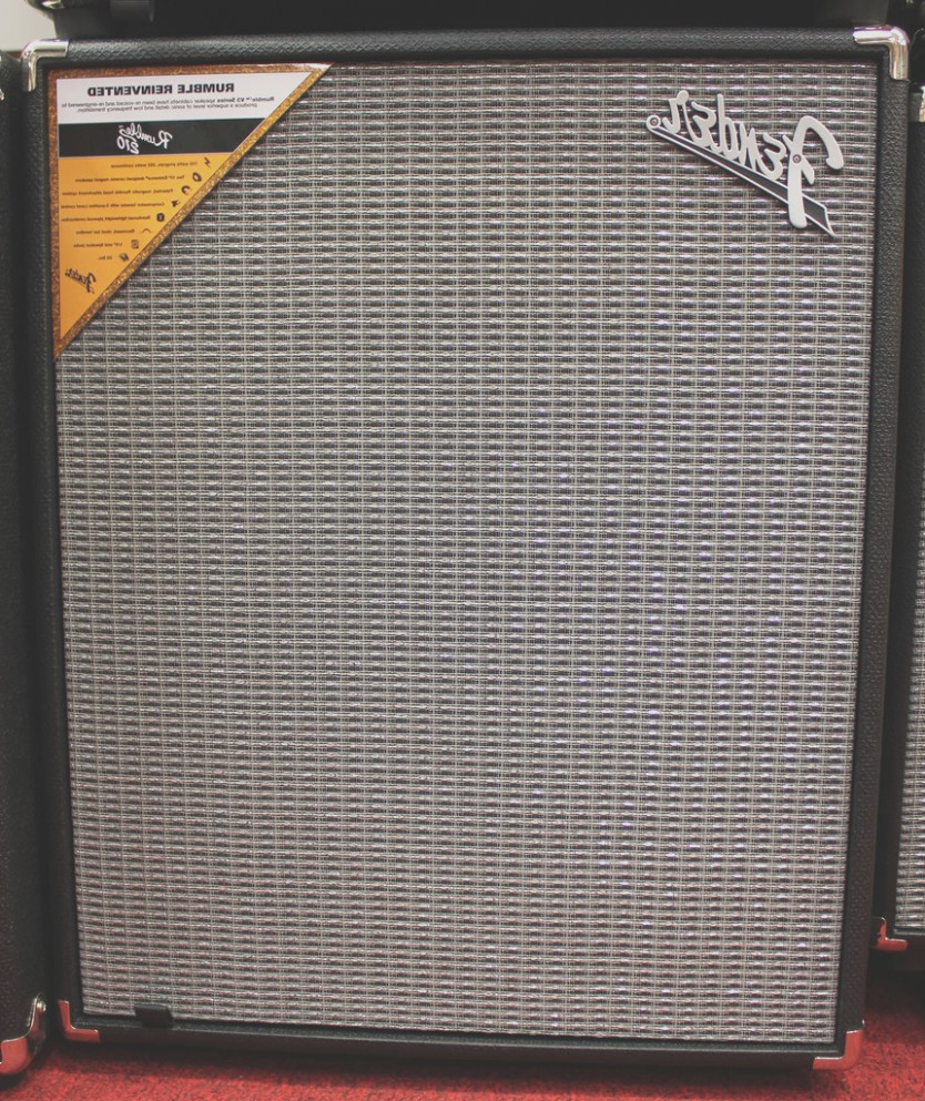 1x1 Guitar Extension Cabinet