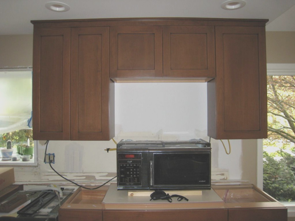 1 Inch Cabinets 1 Foot Ceiling