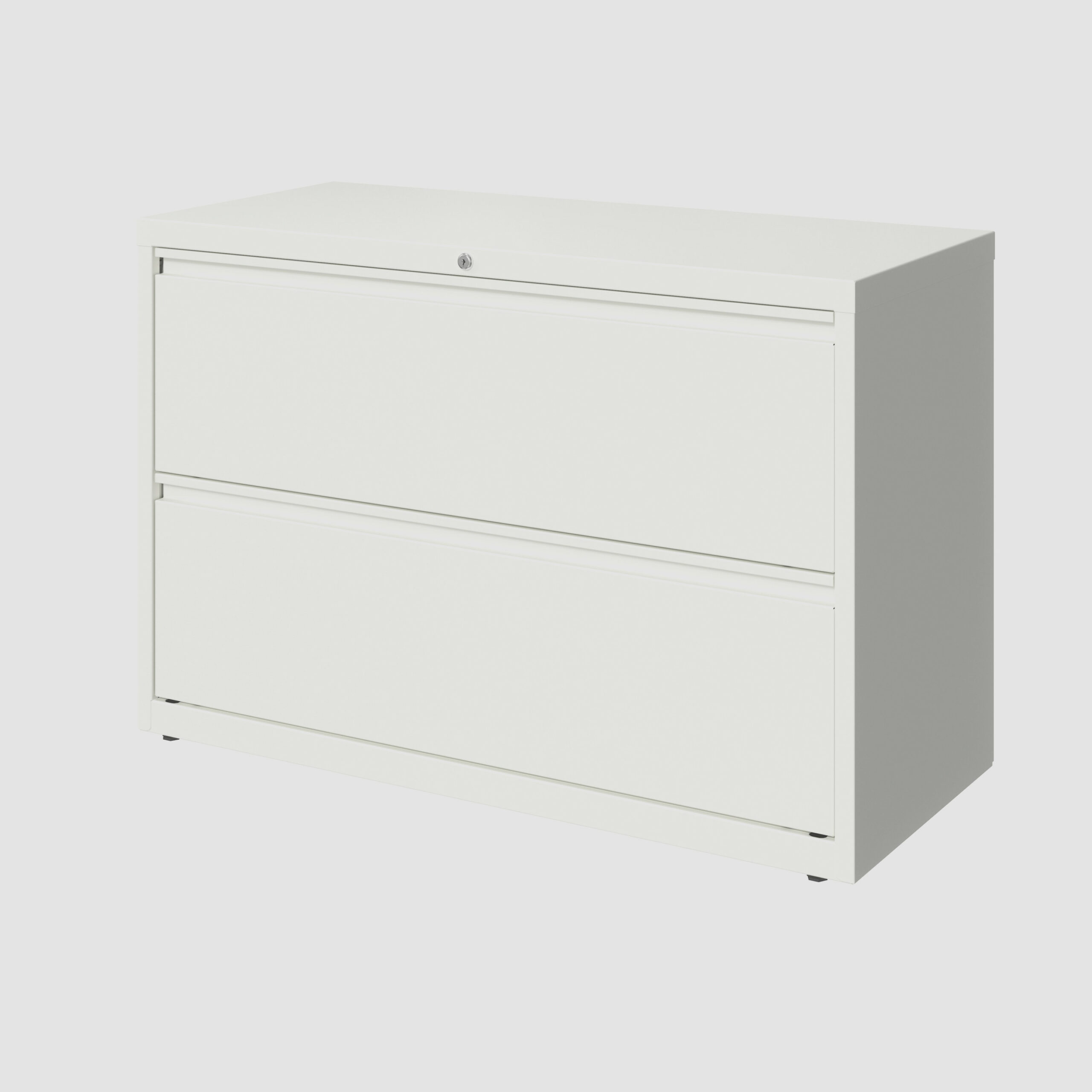 1 Lateral File Cabinet 1 Drawer
