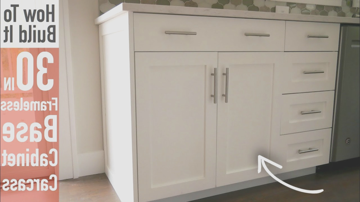 Base Cabinets Without Drawers