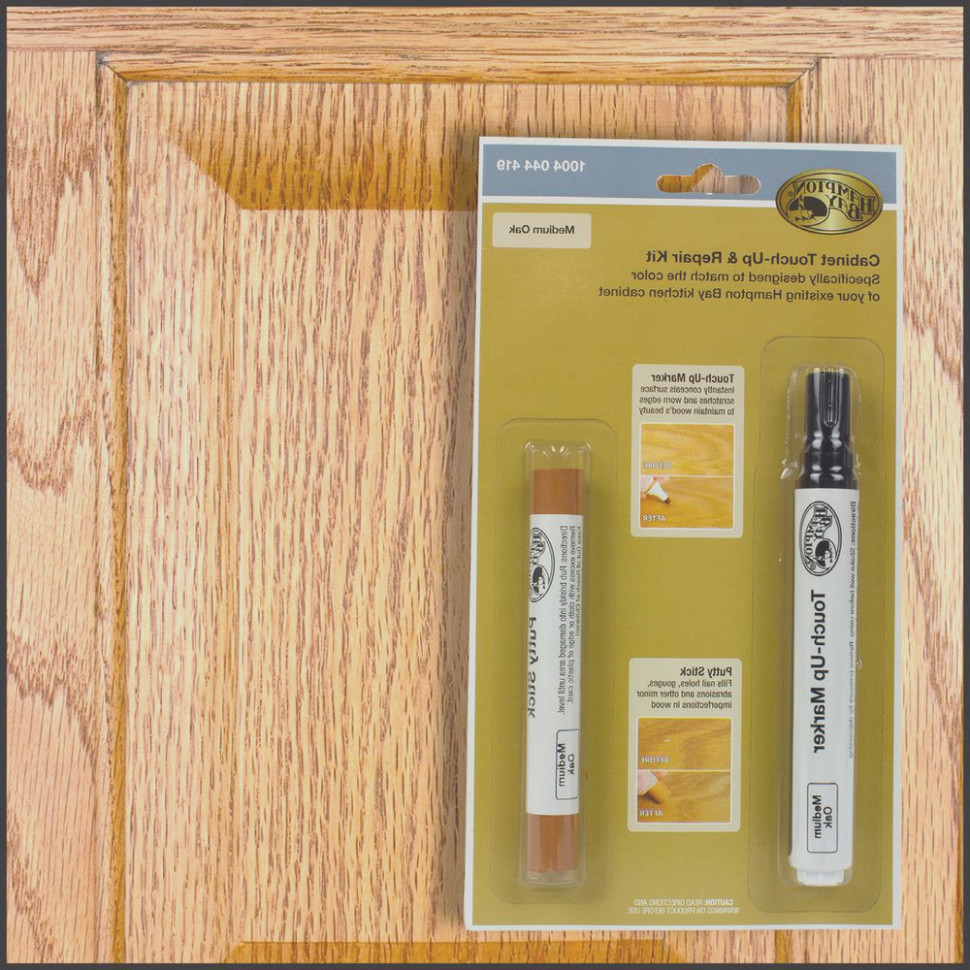 Cabinet Touch Up Kit Home Depot