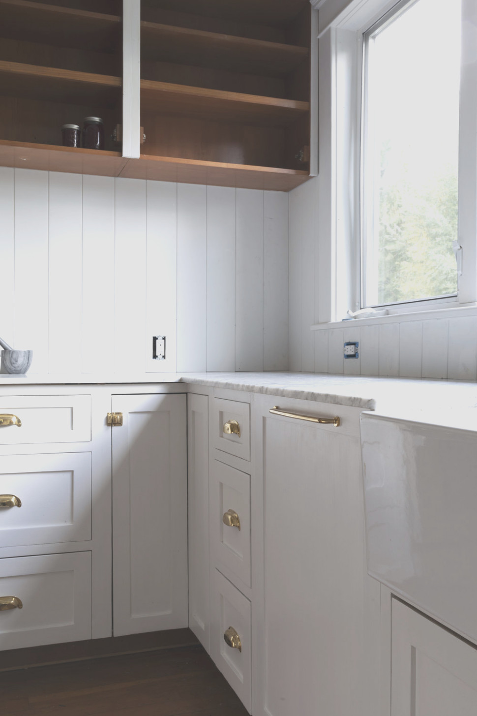 Dishwasher With Cabinet Front