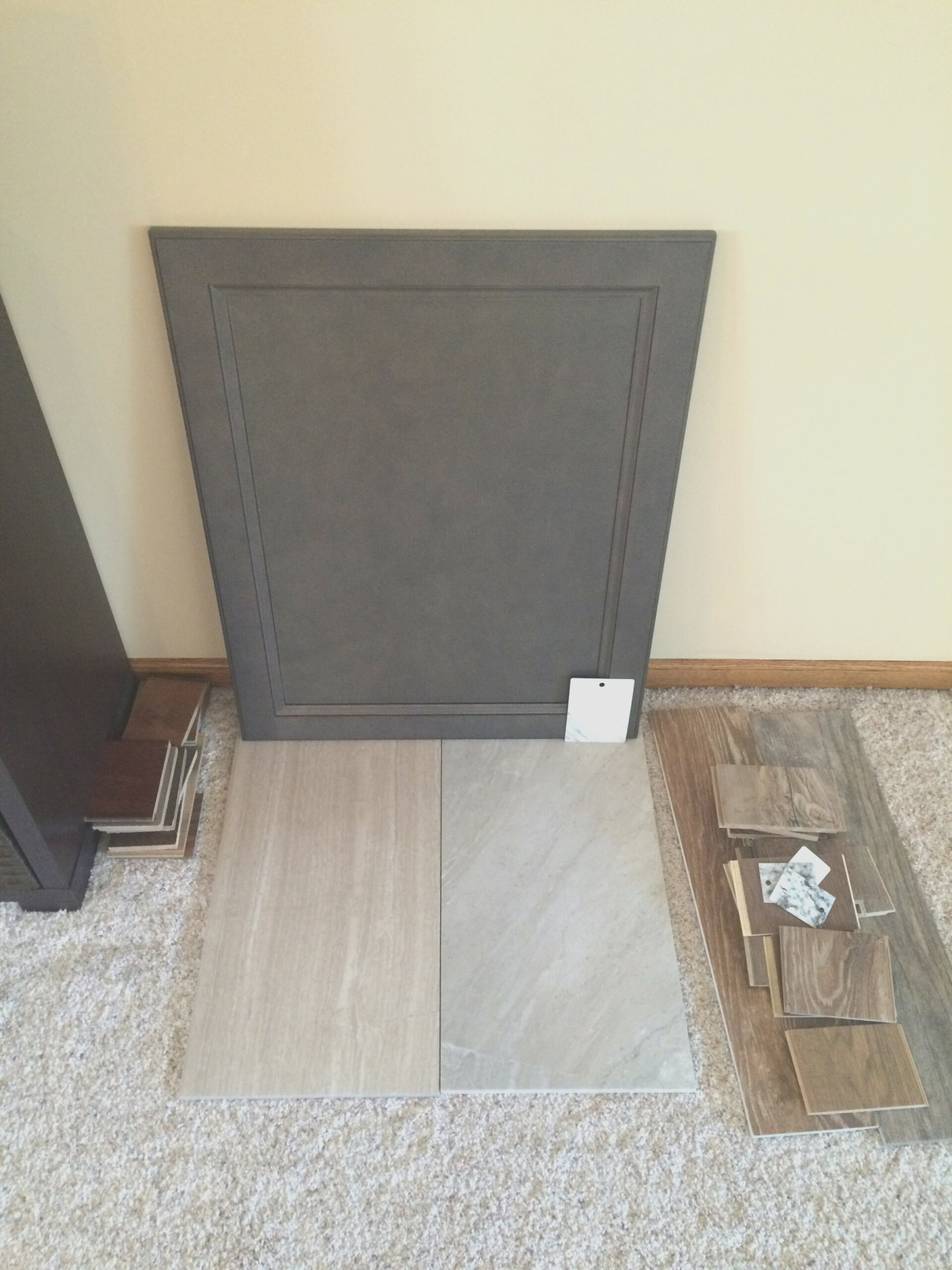 Faircrest West Point Grey Cabinets