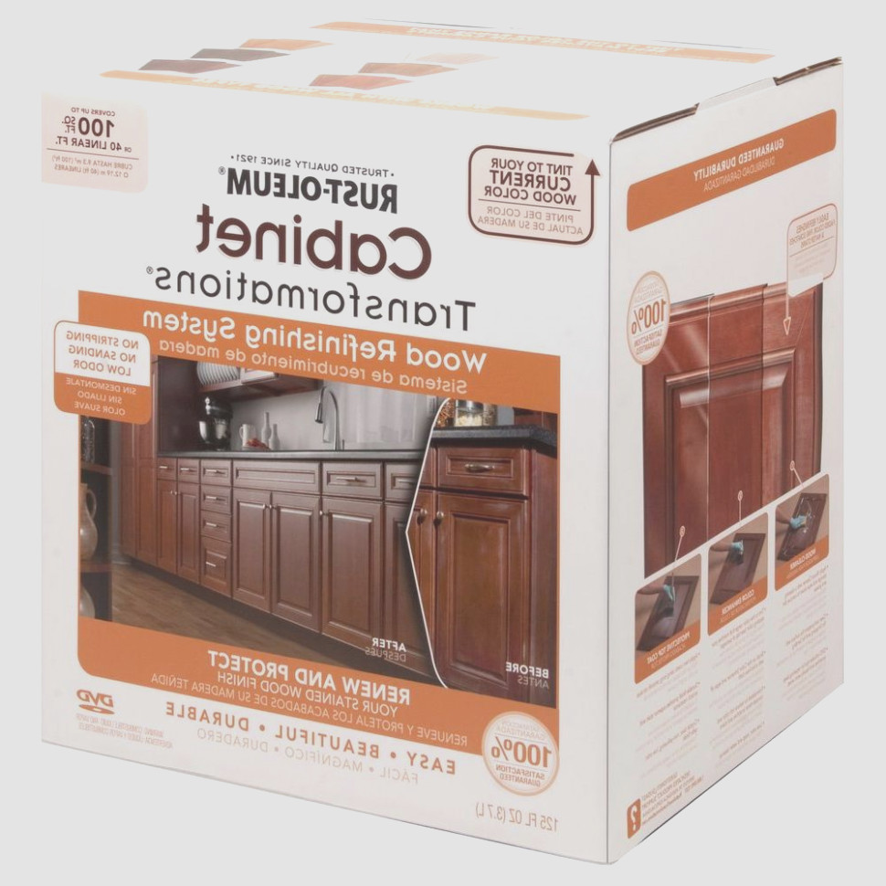 Home Depot Renew Cabinets