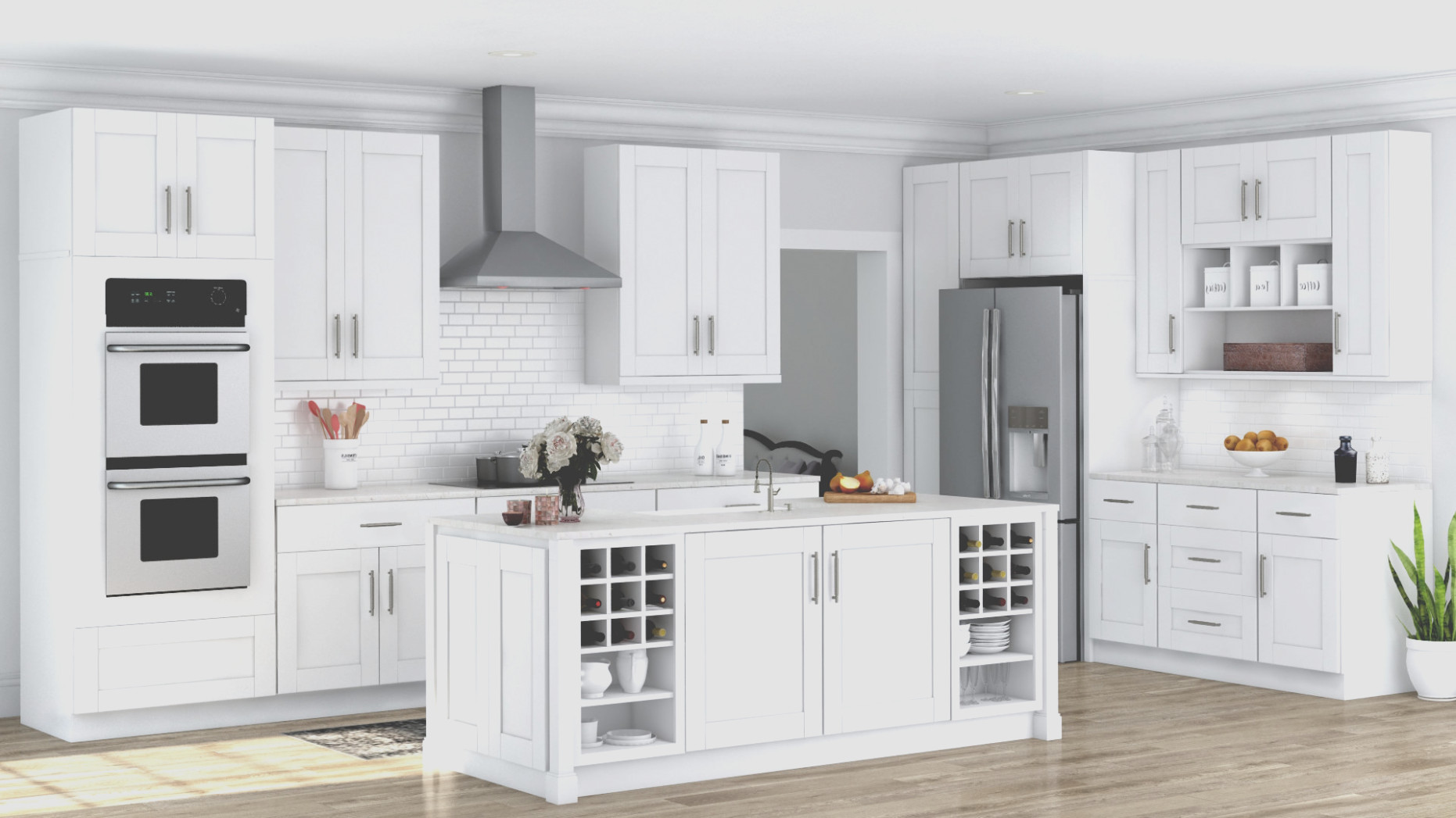 Home Depot White Cabinet Doors
