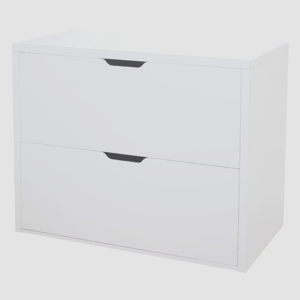 Horsens 1 Drawer Lateral Filing Cabinet White