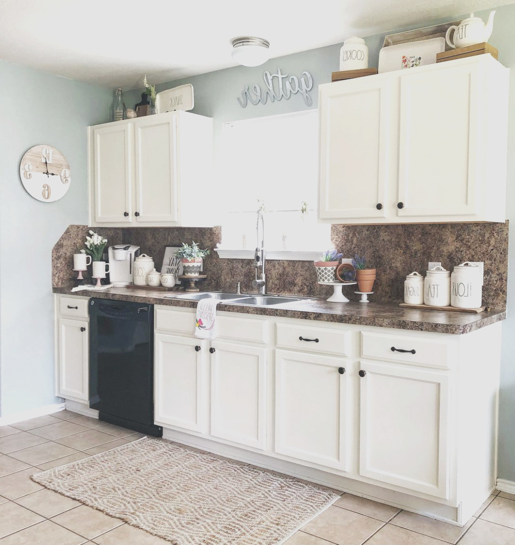 Kitchen Cabinet Covering Ideas