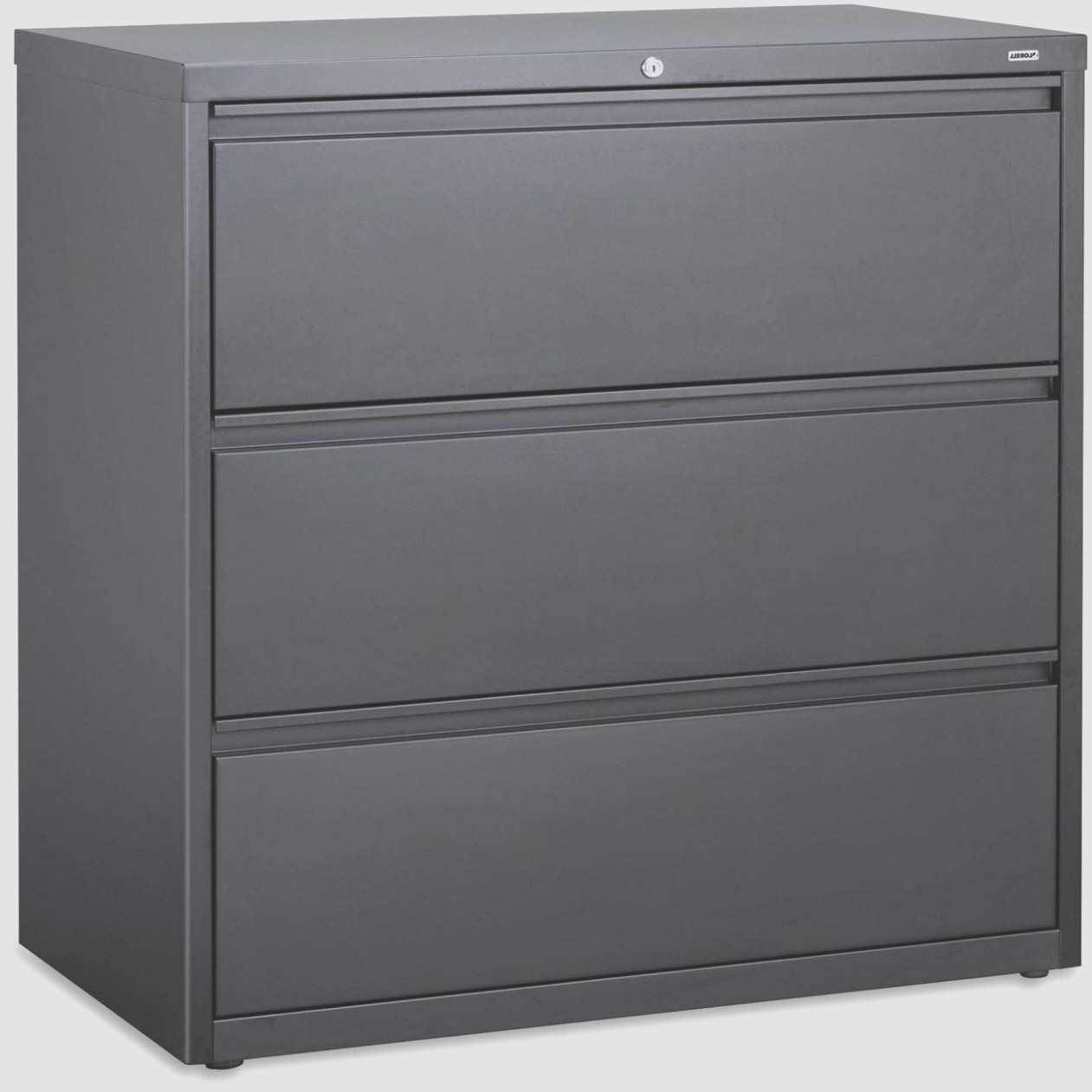 Lorell 1 Drawer Lateral File Cabinet