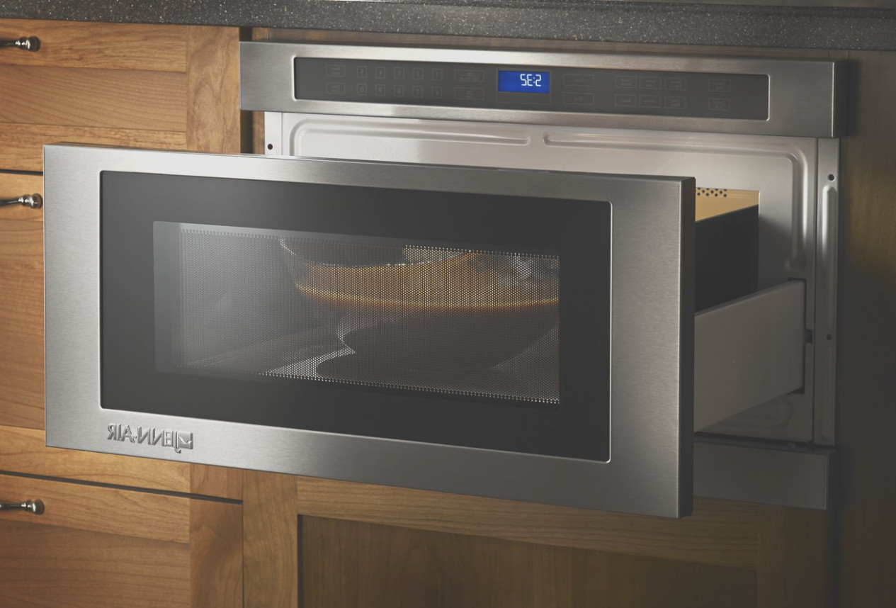 Microwave Oven Under Cabinet