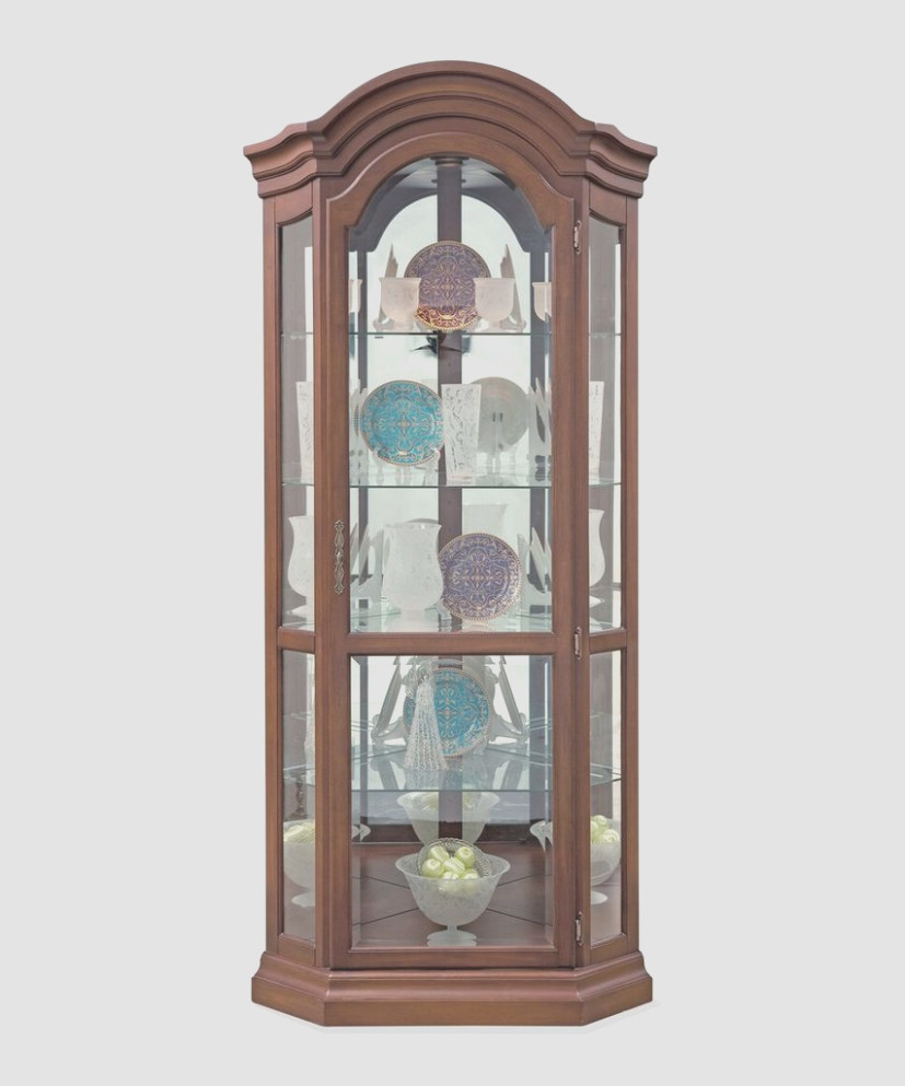 Philip Reinisch Lighthouse Collection Curio Cabinets