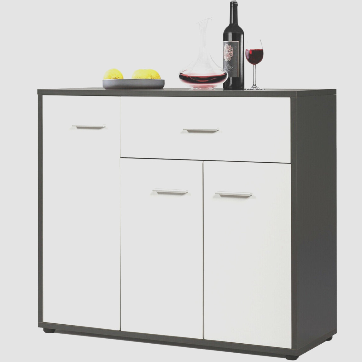 Shelby 1 Drawer Accent Cabinet