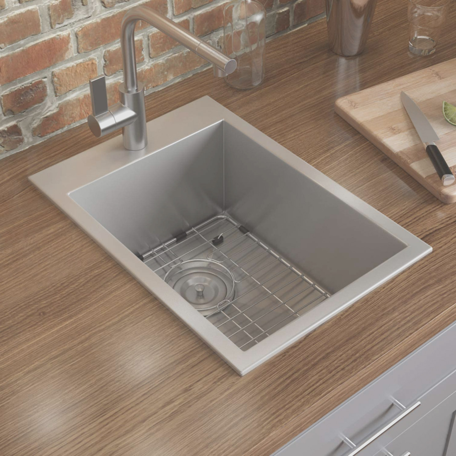 Sink for 1 Inch Cabinet