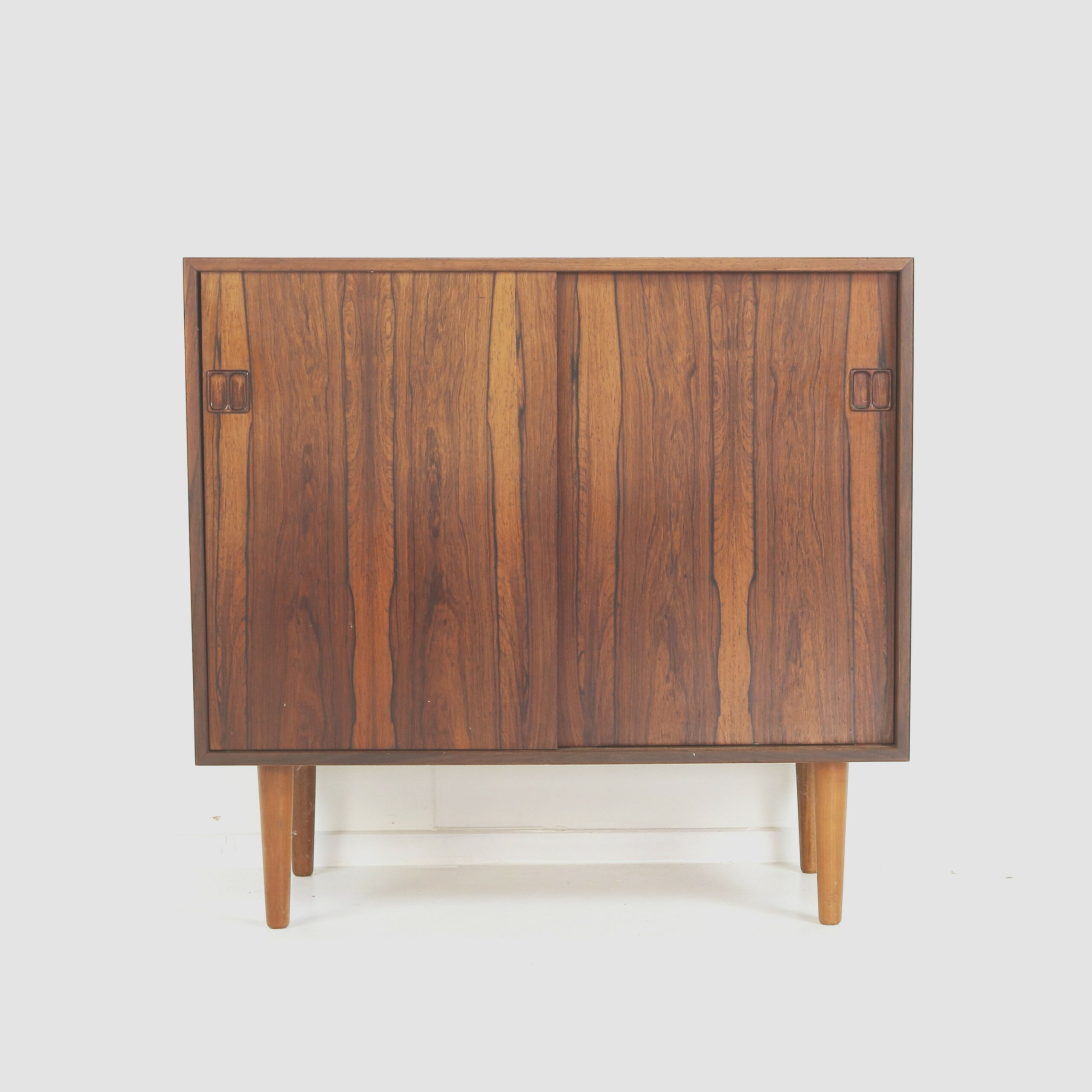 Small Cabinet With Sliding Doors