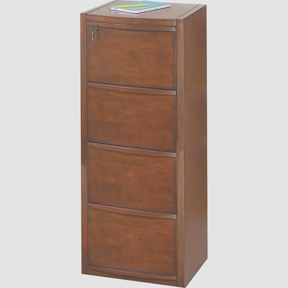 Staples Wooden File Cabinets