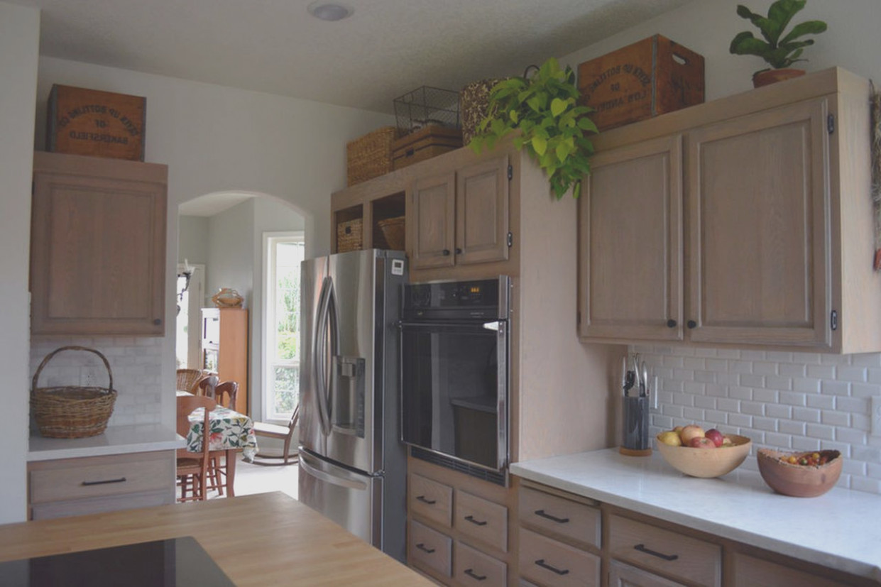 Strip Finish Off Wood Cabinets
