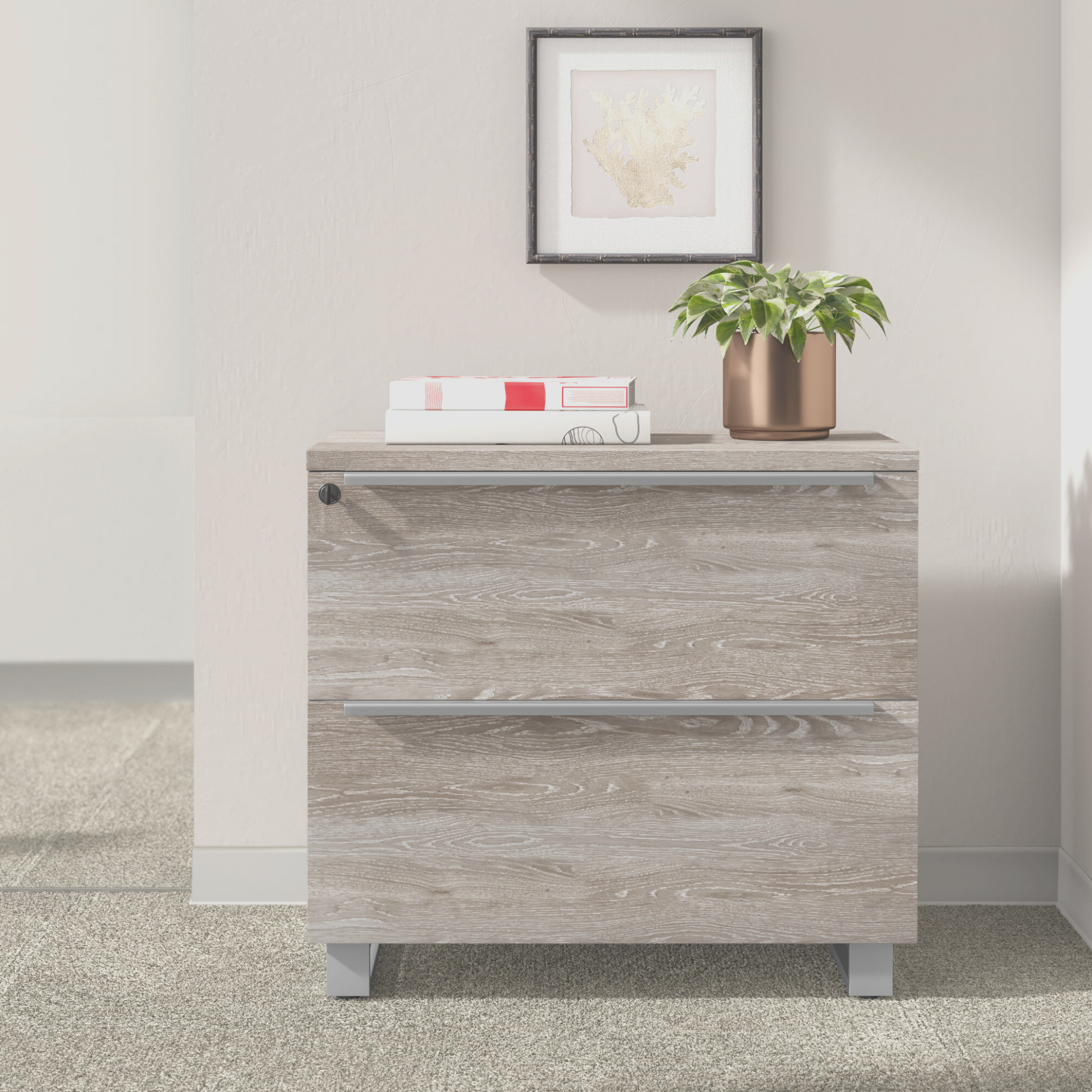 Stylish Lateral File Cabinets