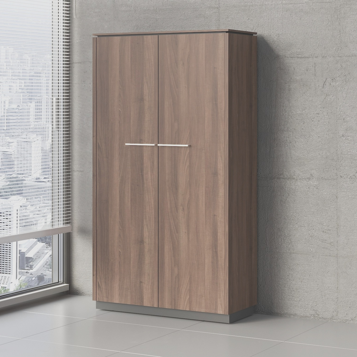 Tall Office Storage Cabinet