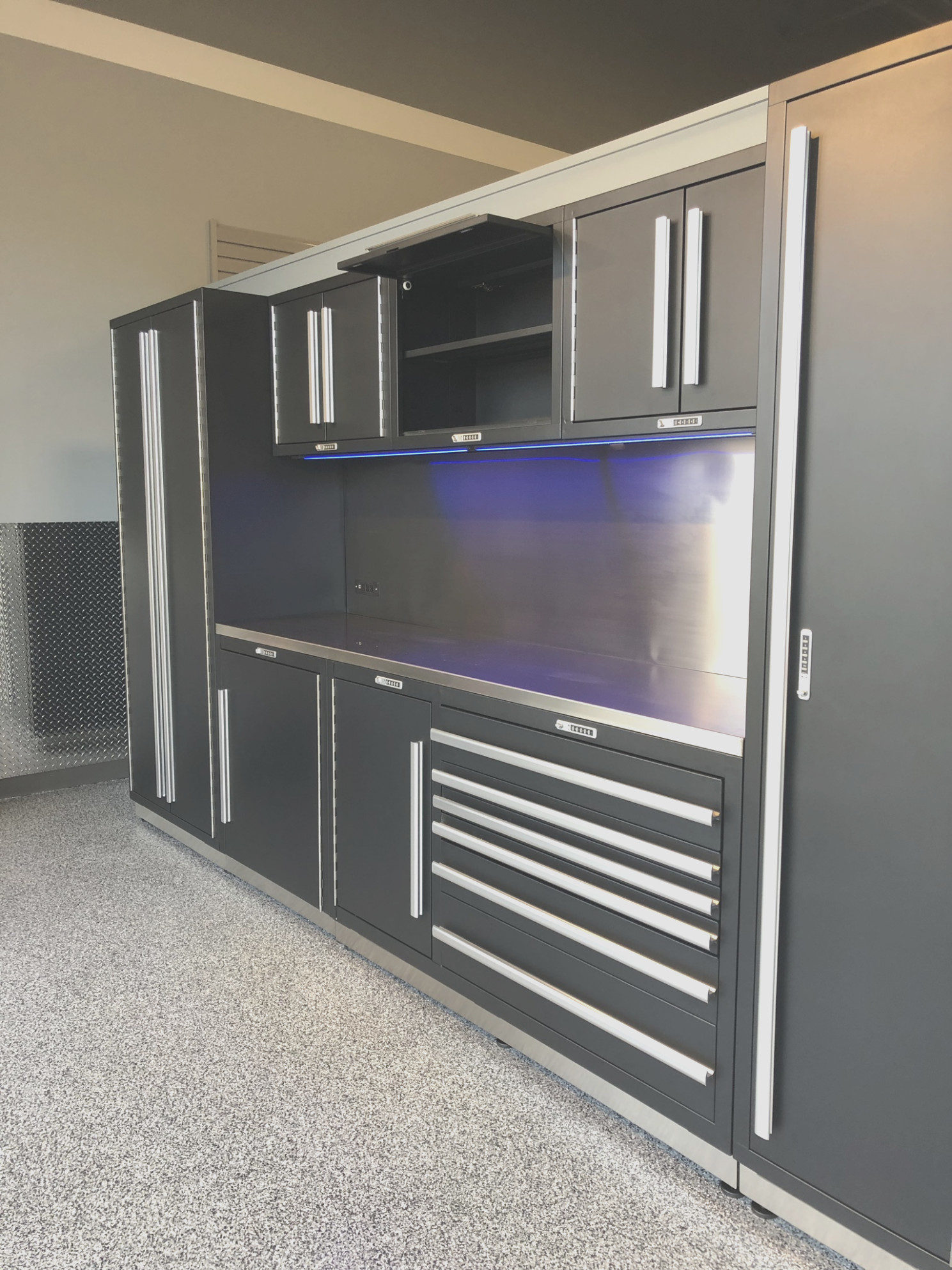 Canadian Tire Garage Cabinets