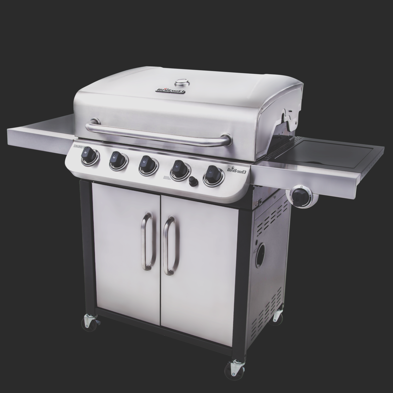 Charbroil Performance 1 Burner Cabinet Grill