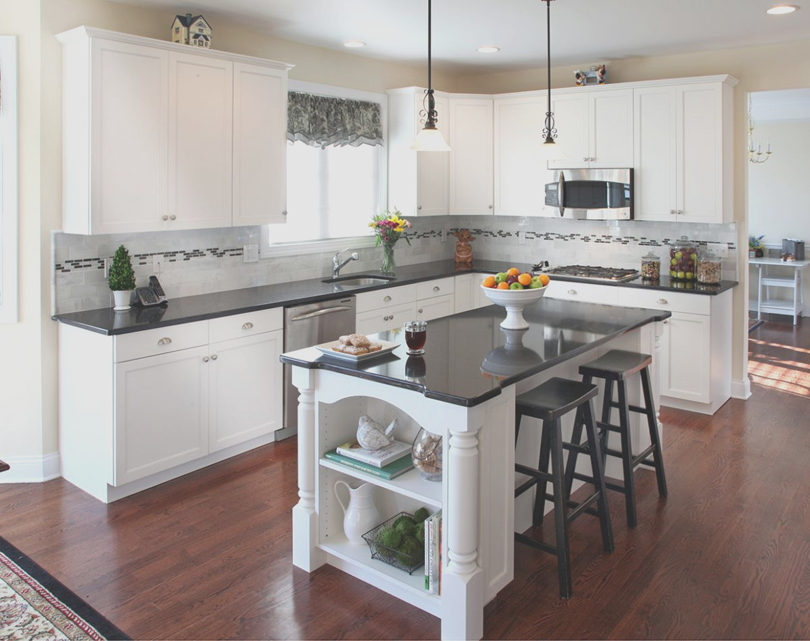 Countertops That Match White Cabinets