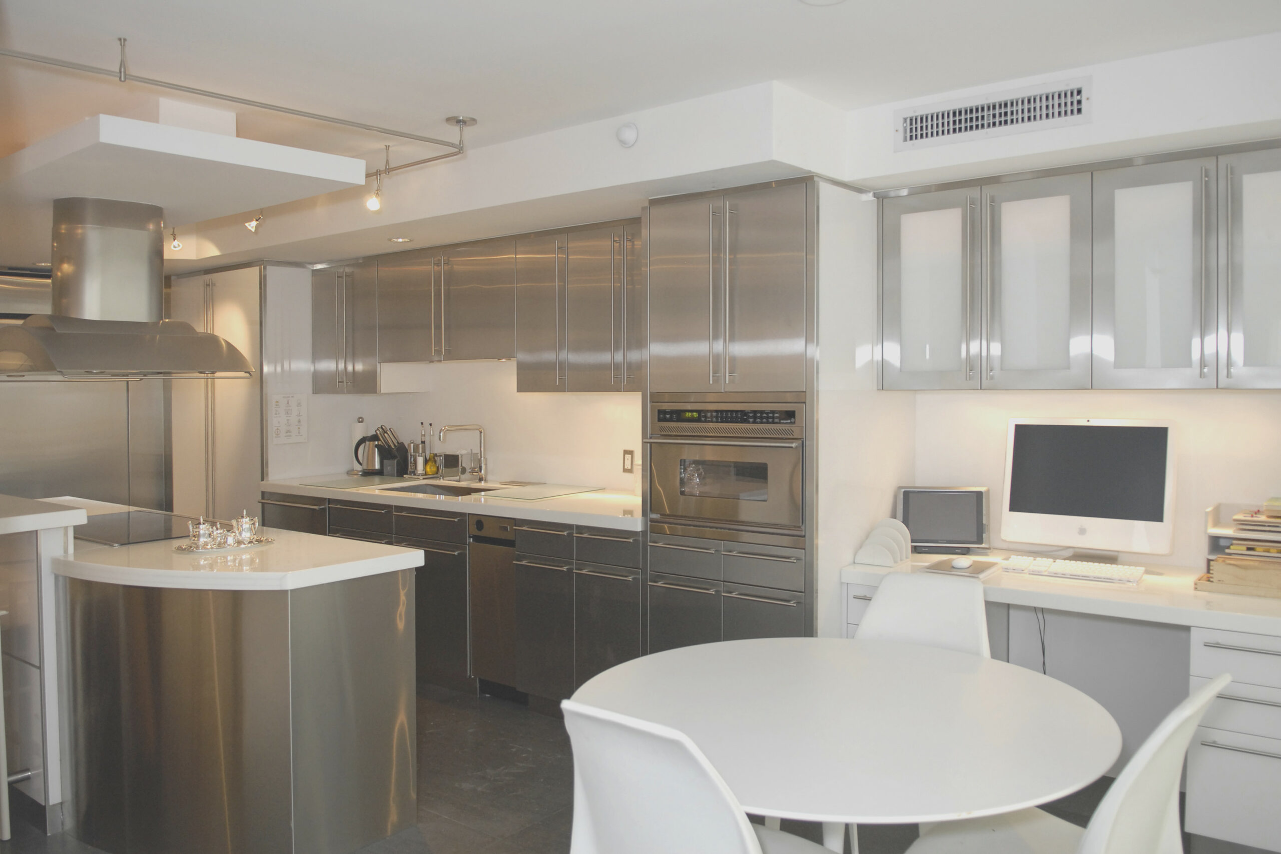 Lasertron Stainless Steel Cabinets