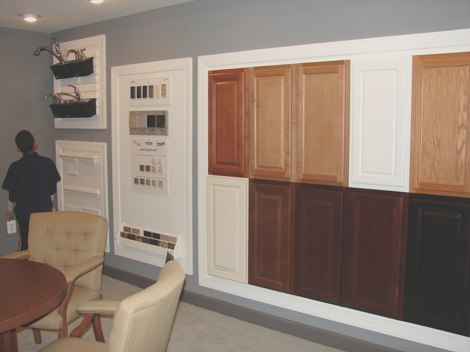 Ryan Homes Kitchen Cabinet Choices