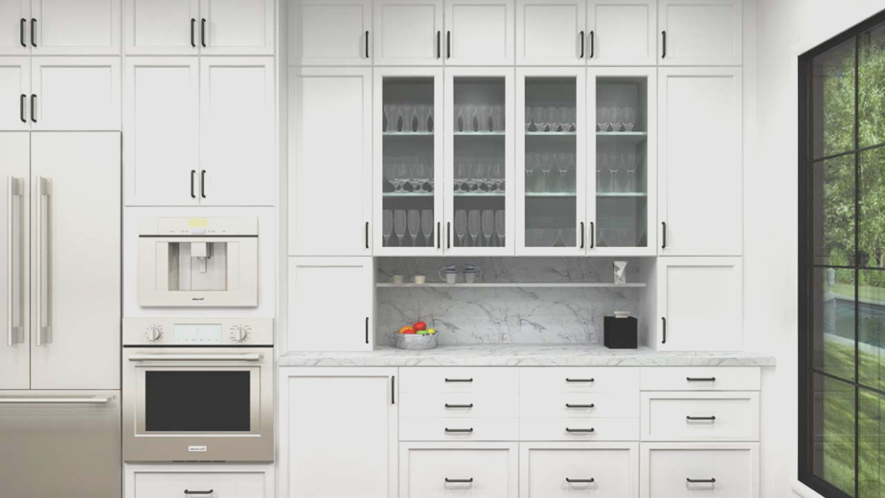 Shallow Base Cabinets With Drawers